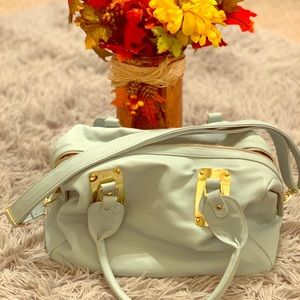 Steven Madden Light Blue Handbag